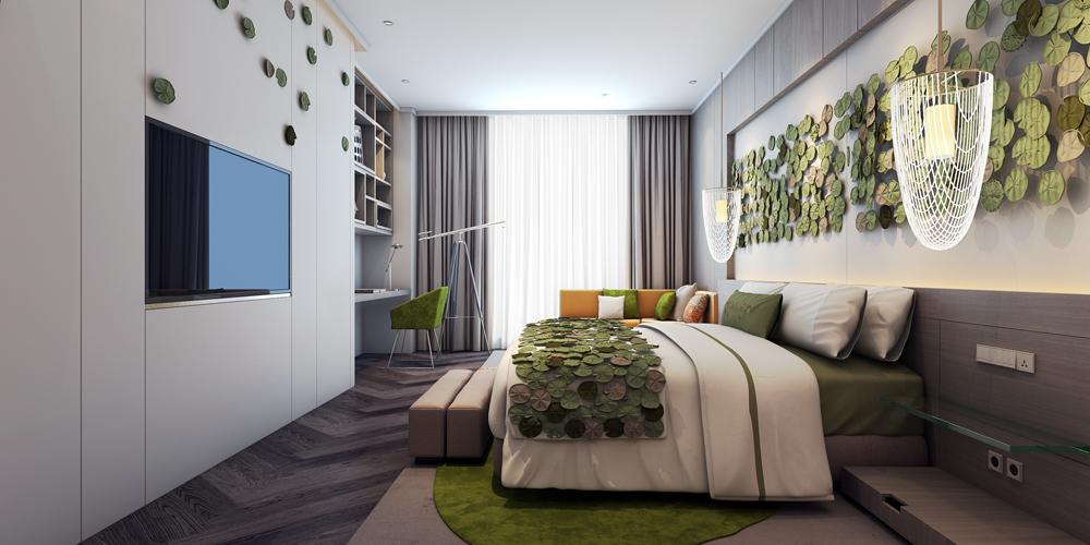 民宿酒店发展未来设计趋势探析室内设计电脑cpu图片