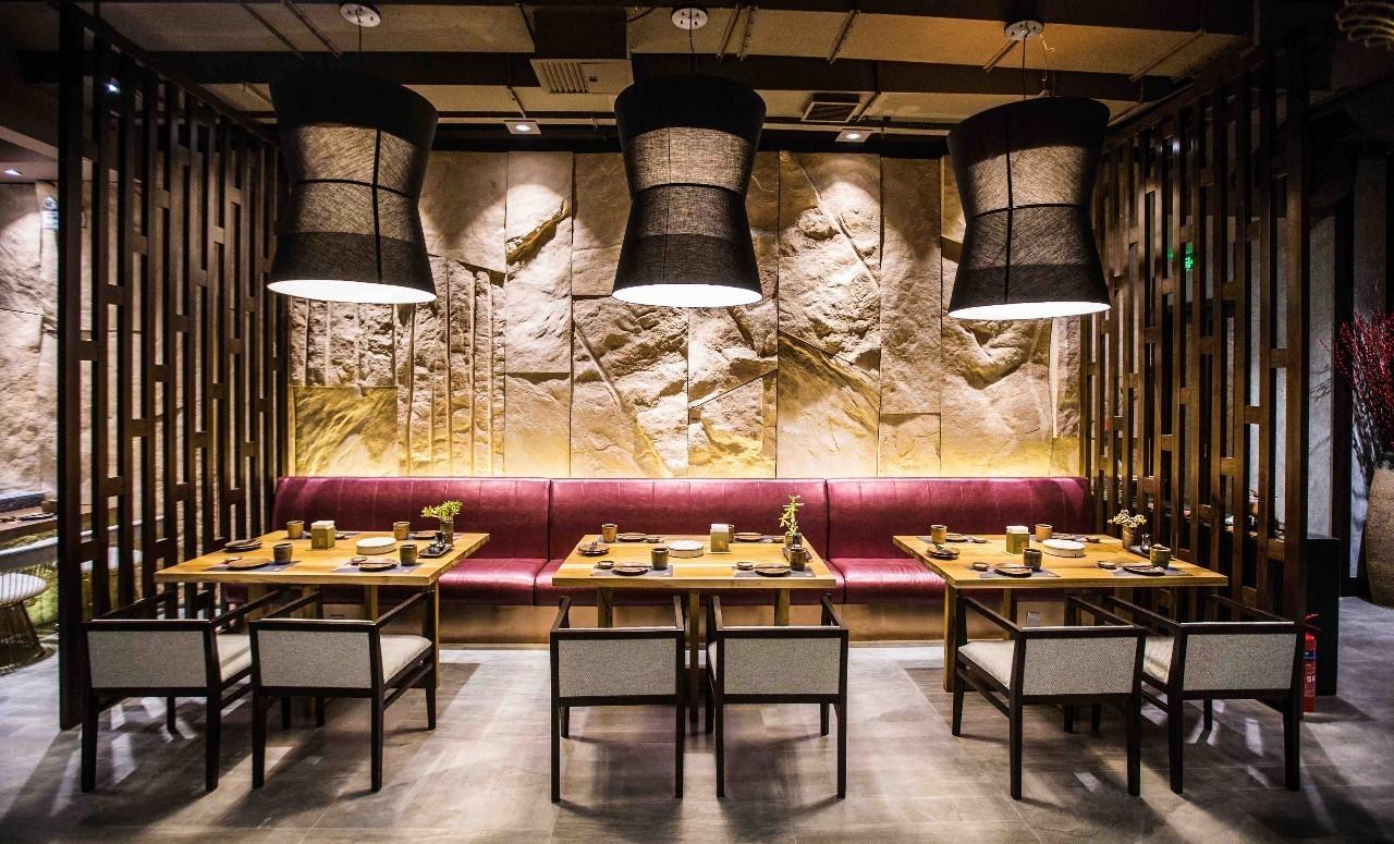 极具设计感的主题餐馆设计-公司动态