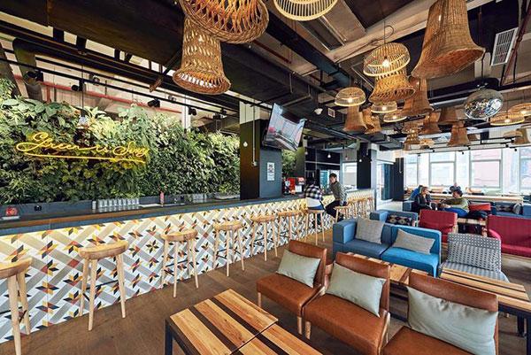 共享丨联合创意办公空间设计