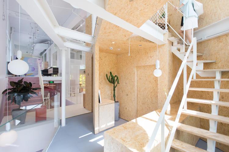 如沐春风般丨创意家具空间设计图片