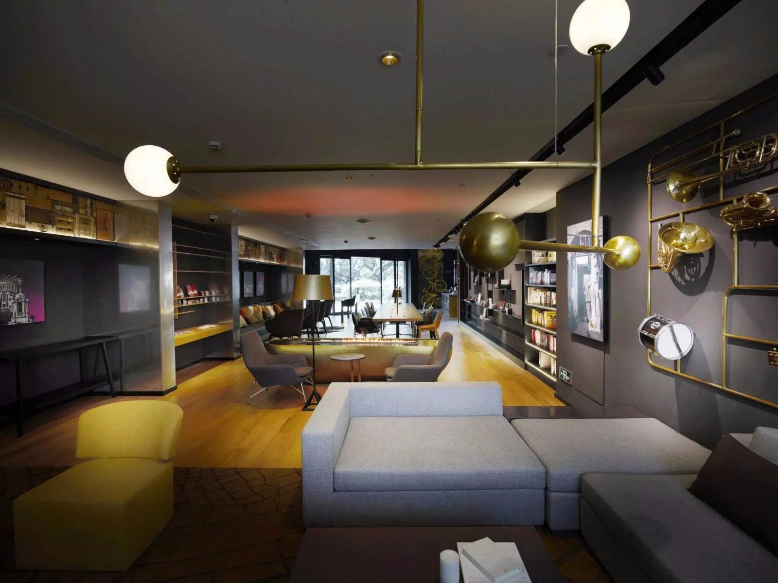 citigo轻奢酒店空间设计案例赏析_杭州象内创意设计